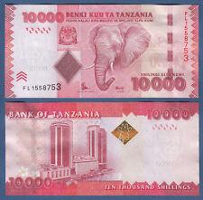 TANSANIA  / TANZANIA 10.000 Shillingi (2015) UNC P. 44 b