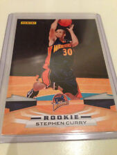 Panini Rookie Stephen Curry Basketball Trading Cards