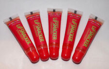 5 x Lip Smacker Lip Gloss ~ Strawberry Squeezy Squeeze ~ Lot of 5 Bonne Bell