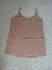 Old Navy Moca Maternity Cami Top in size XXL Great for layering New with Tag