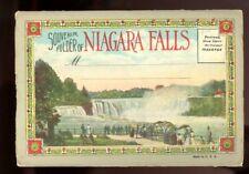 New York-Niagara Falls- Folder of 20 views-