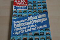 152856) Auto Motor und Sport - AMS - Gebrauchtwagen Spezial 1976