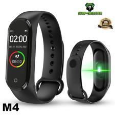 Schrittzähler Pulsuhr Bluetooth Smartwatch Fitnesstracker Armbanduhr Herzmonitor