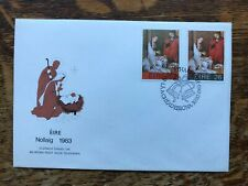 Ireland 1983 Christmas First Day Cover