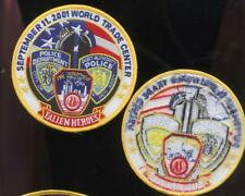 police patch fire department  nypd fdny port authority  911 twin towers