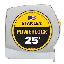 Stanley 25 ft. PowerLock Tape Measure