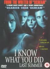 I Know What You Did Last Summer [DVD] [1997] By Jennifer Love Hewitt,Sarah Mich