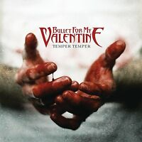 BULLET FOR MY VALENTINE - TEMPER TEMPER DELUXE CD (2013)