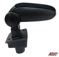 For VW Passat B6 2005 - 2010 Car Armrest Arm Rest + Assembly Set Black Textile