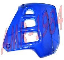 CONVOYEUR DROITE BLEU TRANSPARENT ORIGINAL APRILIA RX - MX 50 cc AP8239307