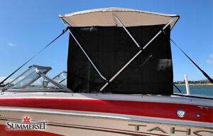 Summerset Bimini Sun Shade by Eevelle - Blocks Harmful UV Rays - Made in USA!