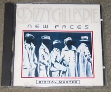 New Faces by Dizzy Gillespie (CD, GRP Records) GRP-D-9512 Made In Japan   #25