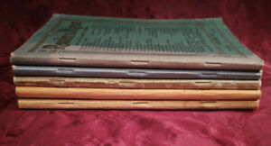 Readers Digest Reading Copy Lot 1935 issues