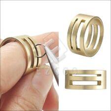 1pcs Raw Brass Jump Ring Open Closed Tools Jewelry Making Lots 19x19x9mm TL16