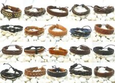 Unbranded Leather Beach & Nautical Costume Bracelets