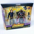 "Marvel Legends Winter Soldier & Falcon - Infinity War 6"" Action Figure 2-Pack"