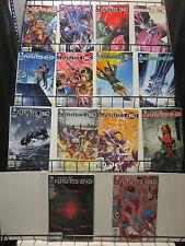 Comics Interview Magazine Lot #7 8 10 18 20 33 36 Kraft Suydam Goodwin Cockrum +