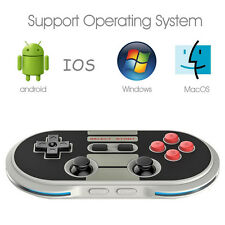 8bitdo NES30 Pro Retro Bluetooth Controller Joystick for iOS, Android, PC, Mac