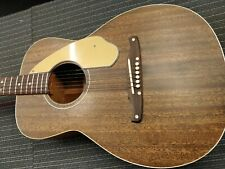 Fender Newporter Acoustic Guitar, 6 String, Free Shipping!