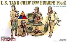 Dragon 6054 1/35 US Tank Crew, NW Europe 1944