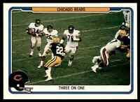 1982 Fleer #7 Walter Payton HOF NM-MT RARE Chicago Bears HARD TO FIND