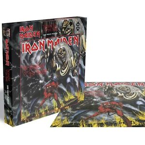 THE NUMBER OF THE BEAST (500 PIECE JIGSAW PUZZLE)  by IRON MAIDEN