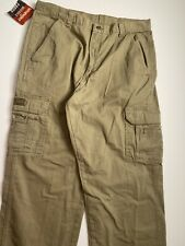 Wrangler Mens  Size 40X30  Actual Inseam 33 in Cargo Workwear Pants