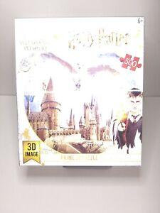 Harry Potter Prime 3D Image PuzzleHogwarts Castle 500 Pieces.