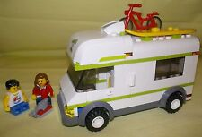 LEGO CITY CAMPER 7639 2 AVAILABLE