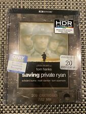 Saving Private Ryan 4K Ultra Hd 20th Anniversary Steelbook - Best Buy Exclusive