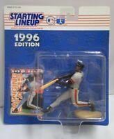 1996  BARRY BONDS Starting Lineup Baseball Figure & Card - SAN FRANCISCO GIANTS