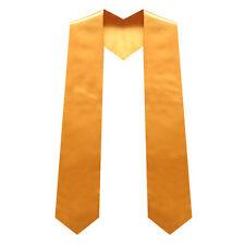 University Graduation Academic Stole (sash) - Satin - graduation gown accessory