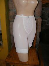 "1960s X Small Long Leg Panty Girdle Playtex Free Spirit #2868 Waist 22""-24"""