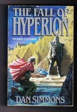 Dan Simmons  THE FALL OF HYPERION   1st.Edition Trade Paperback