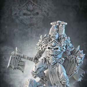 Fantasy Bezerker Champion - Compatible with Warhammer Age of Sigmar