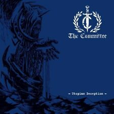 The Committee -  Utopian Deception CD + Patch