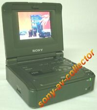 Sony GV-A500 Hi8 Video8 8mm Video 8 Video Walkman VCR Deck Player Recorder EX