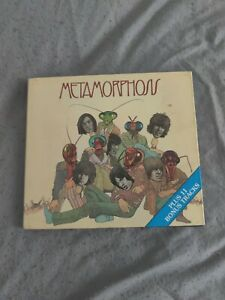 Rolling Stones Metamorphosis (Plus 11 Bonus Tracks) Cd