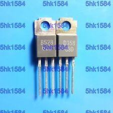 1 pares de transistores Mitsubishi TO-220 2SB528/2SD358 B528/D358