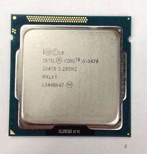 New listing Intel Core i5-3470 3.20Ghz | 6Mbcache | 4Cores | Fclga1155 | Cpu Processor Sr0T8