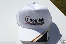 Ball Cap Hat - Chomiak Charolais - Bull Cattle Cow Sale Alberta (H1357)