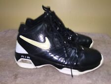 Nike AIR VISI PRO 2 Women size 8.5 High Top Athletic Shoes 454093-001 pre-owned