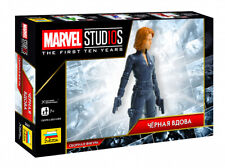 Zvezda & Marvel Studios Black Widow The Avengers Series Model Kit
