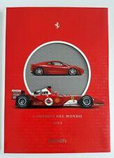 Ferrari 2004 Annual Yearbook, Annuario Campioni del Mondo Piloti & Costruttori,