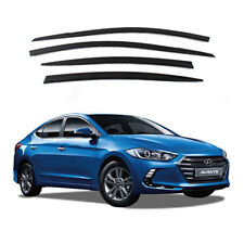 Smoke Window Vent Visor Visors Guard for Hyundai Elantra 2017 2018
