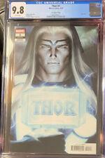 Thor #1  CGC 9.8, Herald of Thunder, Artgerm Cover, Marvel
