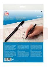 PRYM Schnittmusterfolie 3 Bögen Kunststofffolie, mit Stift 611298