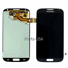 USA Digitizer LCD Display Screen Assembly f. Samsung Galaxy S4 R970 i545 Black