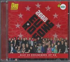 EUROSONG 2008 - CD Album 20TR Pre-selection Eurovision Belgium Ishtar, Sandrine