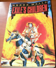 EXILE'S CHILDREN by ANGUS WELLS 1996 PB